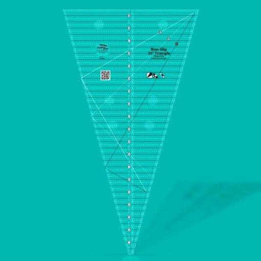 Creative Grids 30° Triangle Ruler