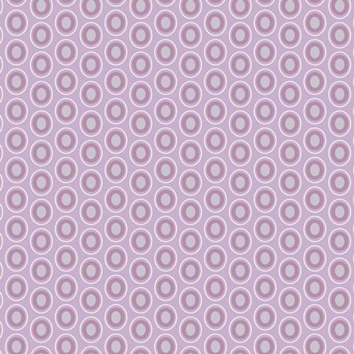 Art Gallery Fabrics Oval Elements Amethyst