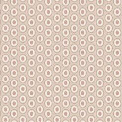 Art Gallery Fabrics Oval Elements Cappuccino