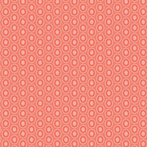 Art Gallery Fabrics Oval Elements Pomelo