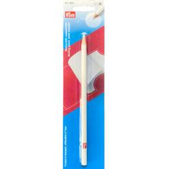 Prym Markierstift weiß