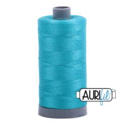 Aurifil 28wt Turquoise