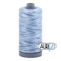Aurifil 28wt Stonewash Blues