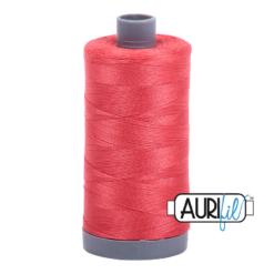 Aurifil 28wt Medium Red
