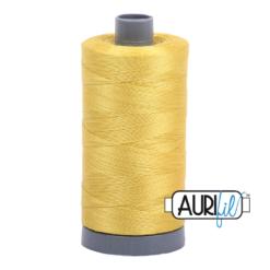 Aurifil 28wt Gold Yellow