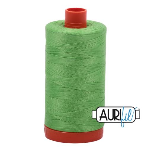 Aurifil 50wt Shamrock Green