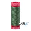 Aurifil 12wt 2890 Very Dark Grass Green