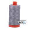 Aurifil 50wt 2605 Grey