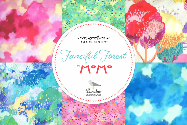 Fanciful Forst by Moda Fabrics