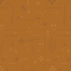 Art Gallery Fabrics Decostitch Elements Pecan Praline