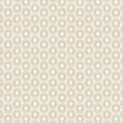 Art Gallery Fabrics Oval Elements French Vanilla