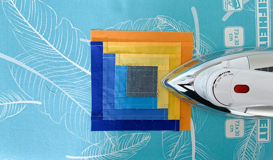 Bügeln im Patchwork – das perfekte Bügeleisen (für mich)