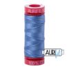 Aurifil 12 1128 Light Blue Violet
