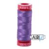 Aurifil 12 1243 Dusty Lavender