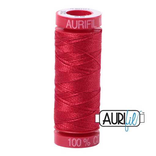 Aurifil 12 2250 Red