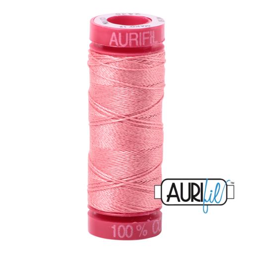 Aurifil 12 2435 Peachy Pink