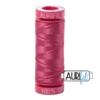 Aurifil 12 2455 Medium Carmine Red