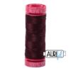 Aurifil 12 2468 Dark Wine