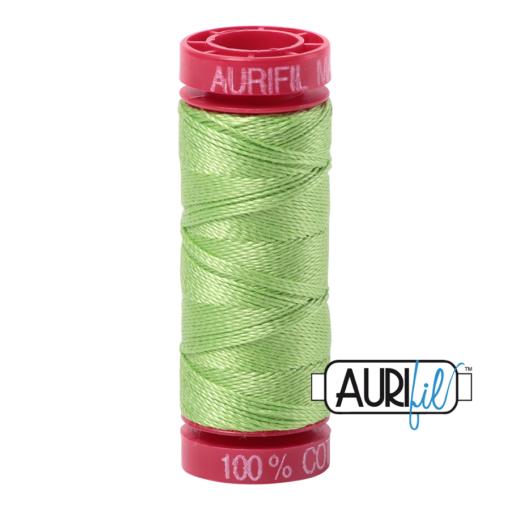 Aurifil 12 5017 Shining Green