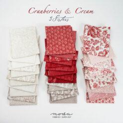 Moda Cranberries Cream