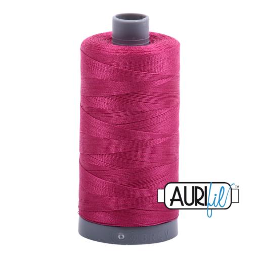 Aurifil 28 1100 Red Plum