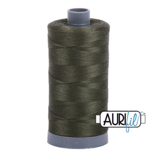 Aurifil 28 5012 Dark Green