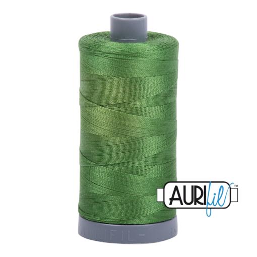 Aurifil 28 5018 Dark Grass Green