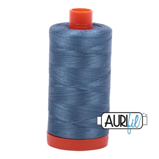 Aurifil 50 1126 Blue Grey