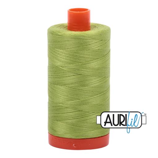 Aurifil 50 1231 Spring Green