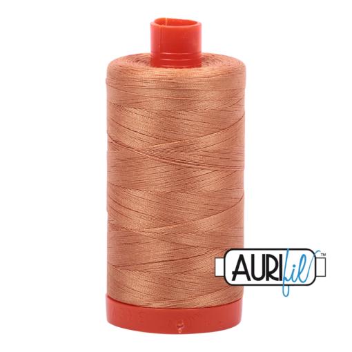 Aurifil 50 2210 Caramel