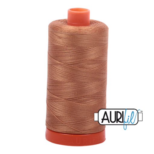 Aurifil 50 2335 Light Cinnamon