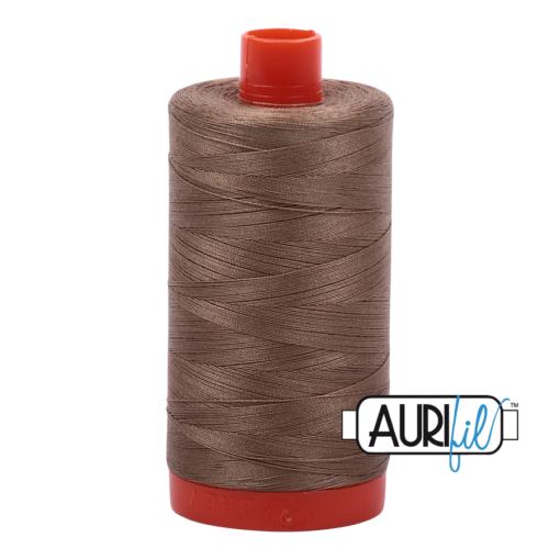 Aurifil 50 2370 Sandstone