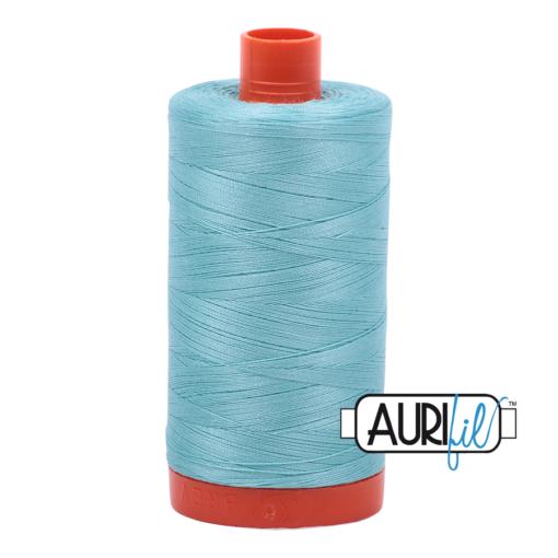 Aurifil 50 5006 Light Turquoise