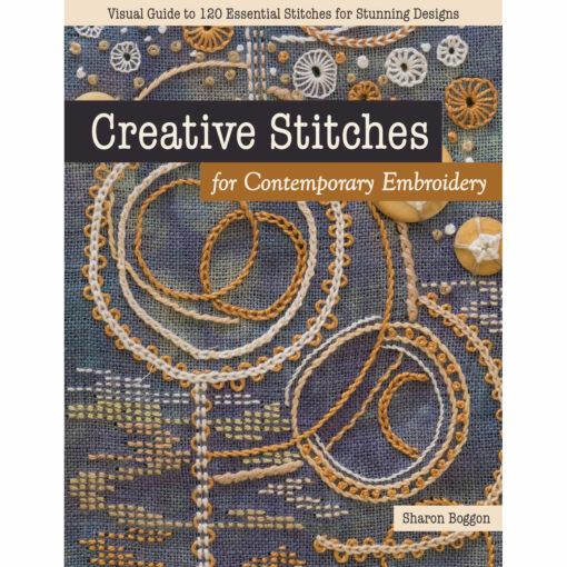 Creative Stitches von Sharon Boggon