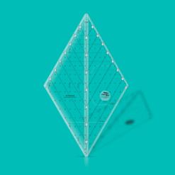 CreativeGrids 60° Diamond Ruler